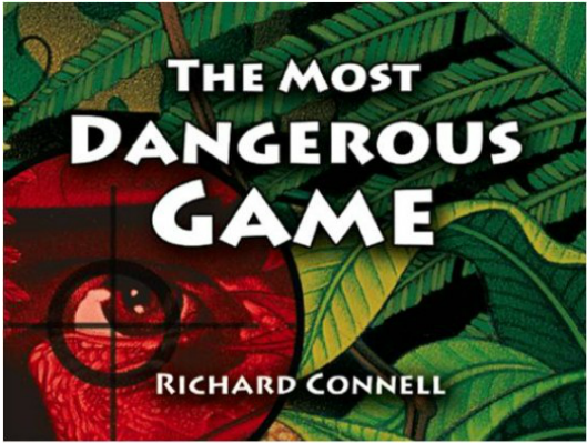 the most dangerous game quot    good vs evil quot the most dangerous game quot  tdq   what words and phrases does cornell use to reinforce the idea of evil  in the story the author richard cornell put some